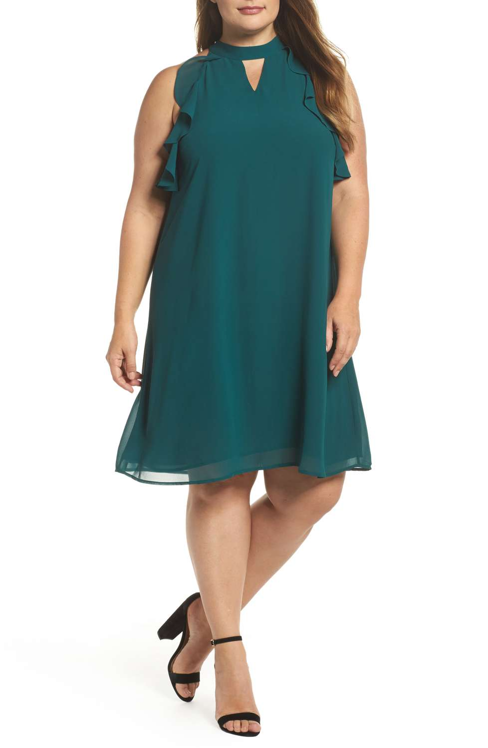 5 Plus-Size Holiday Dresses under $100 - The Plus-Sized Prep